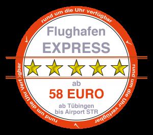Taxi Kibar - von Tübingen bis Stuttgart Airport ab 58€